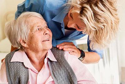 Безопасность пожилого человека в доме