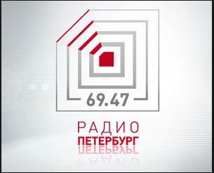 15 апреля в эфир на радио Санкт-Петербург
